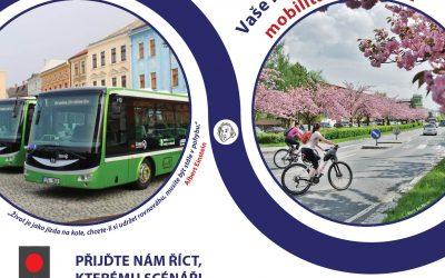 Veřejné projednání k dopravním scénářům Hranic 2. 3. 2020