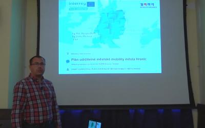 VIDEO – Projednání Návrhové části Plánu městské mobility